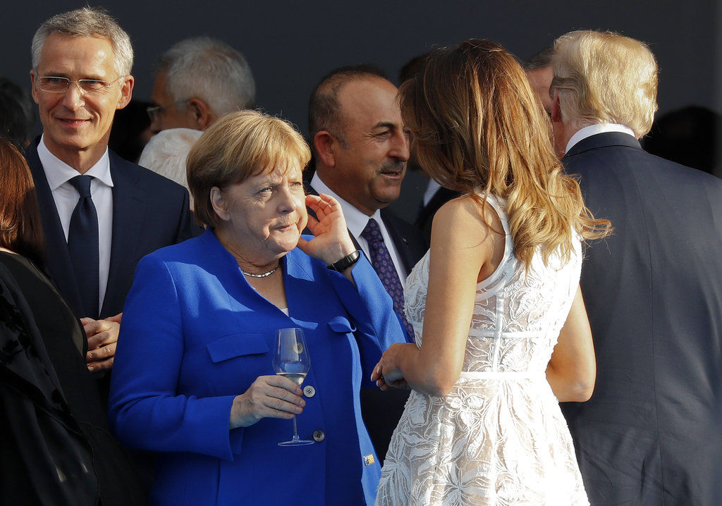 Trump NATO Summit | Post and Courier