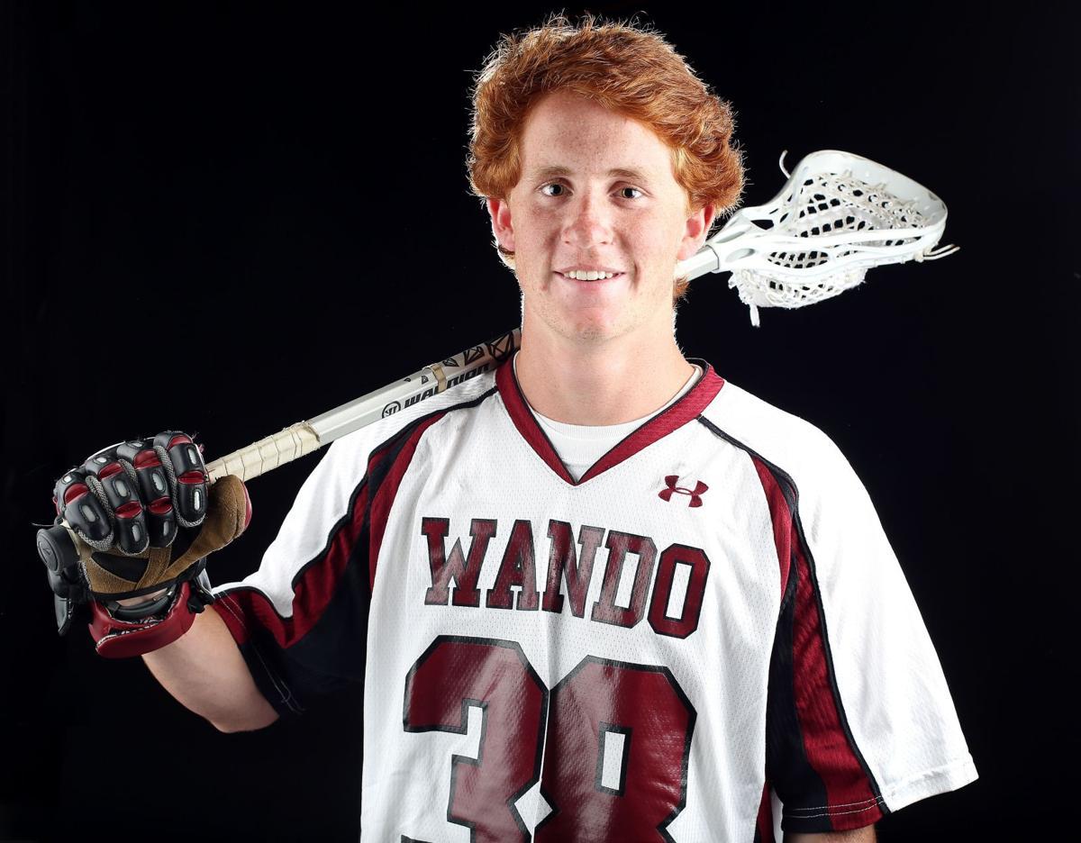 Wando's Dodson Lowcountry's best in lacrosse