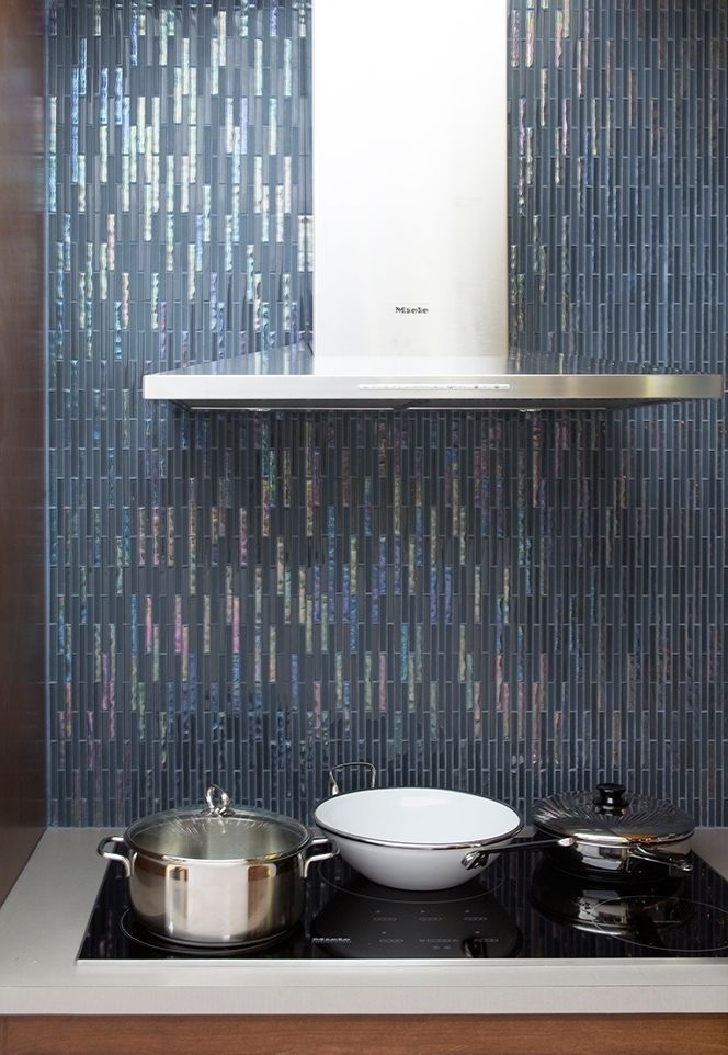 Glass tiles can add timeless look to kitchens and baths