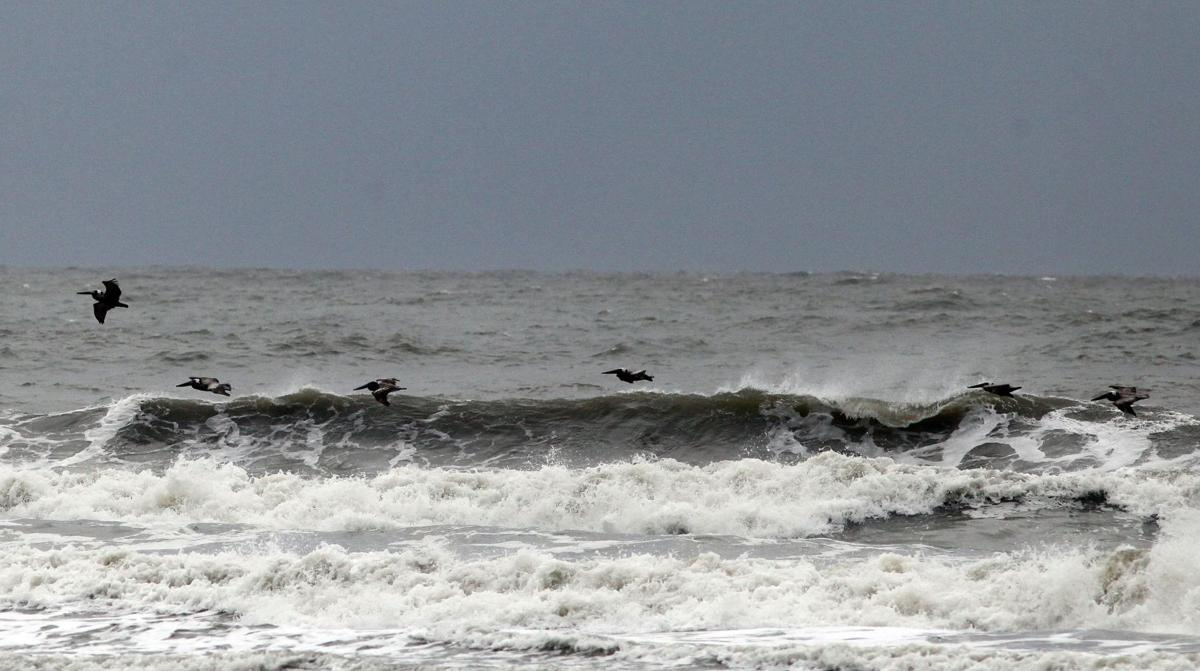 Squalls, gusty wind worst of Arthur for Lowcountry