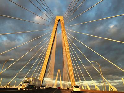 A sunny Tuesday before showers, storms reach Charleston area