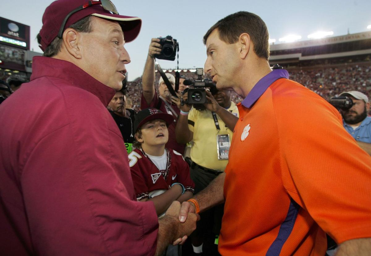Clemson, FSU both in playoff? It might take 'a perfect storm'