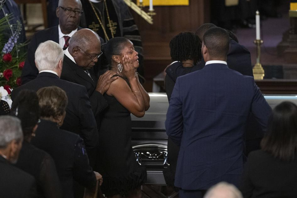 SC Rep. Jim Clyburn remembers wife Emily as constant source of support, love