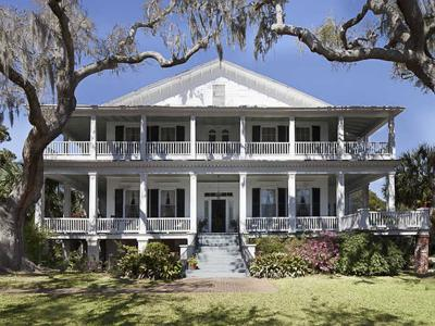"Beaufort home used in ""The Big Chill"" for sale"