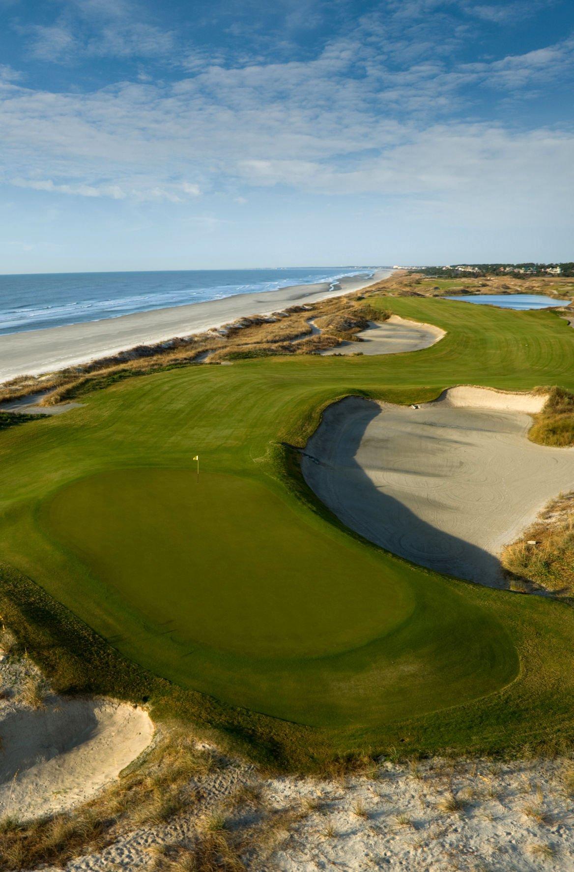 Ocean Course closes for final PGA preparations