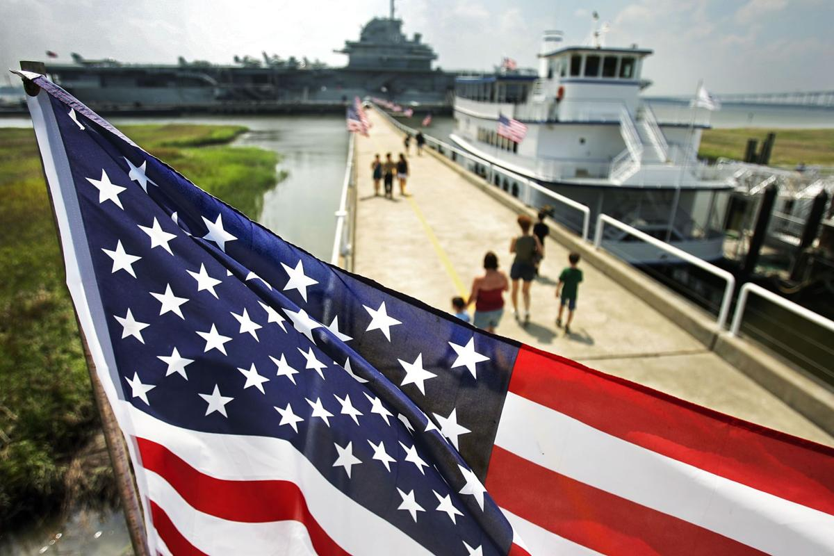 New $100 million Medal of Honor museum proposed for Patriots Point