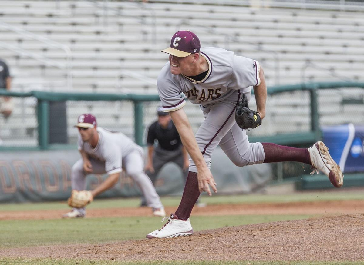 Pappas homers twice, leads College of Charleston to 3-2 NCAA Tournament win over Auburn
