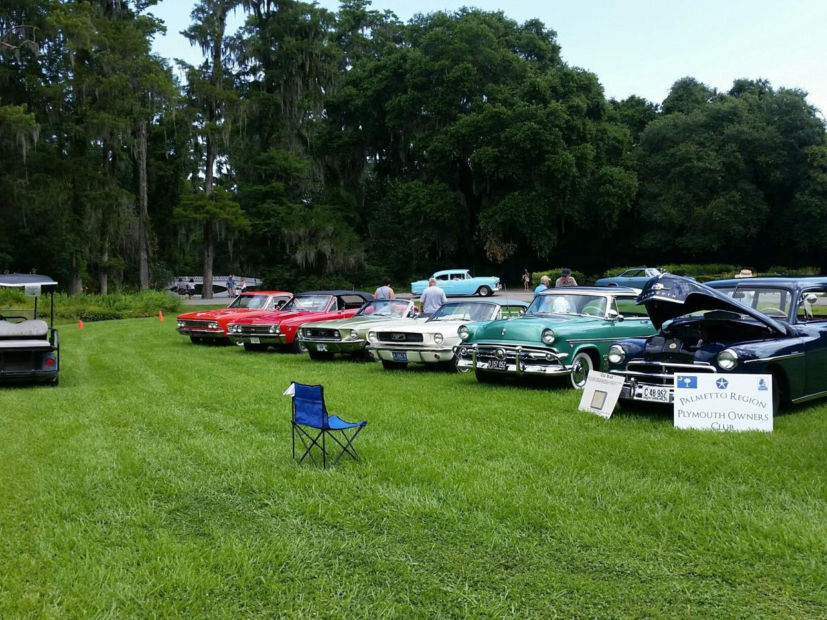 National Collector Cars Appreciation Day in Charleston