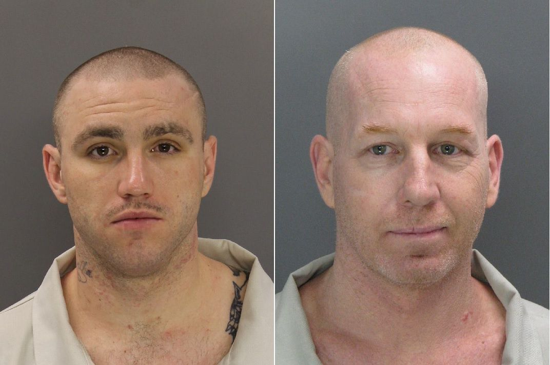 2 York County inmates on the loose after leaving work sites
