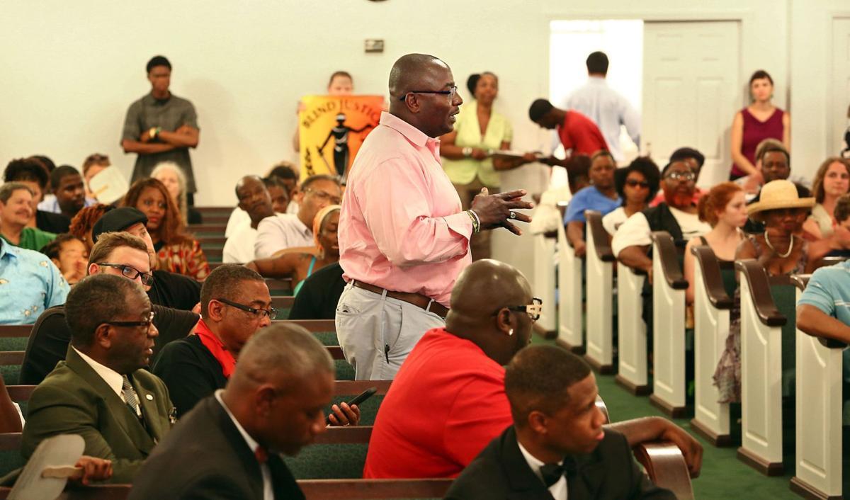 Coalition sets goals to build 'trust, legitimacy' for North Charleston