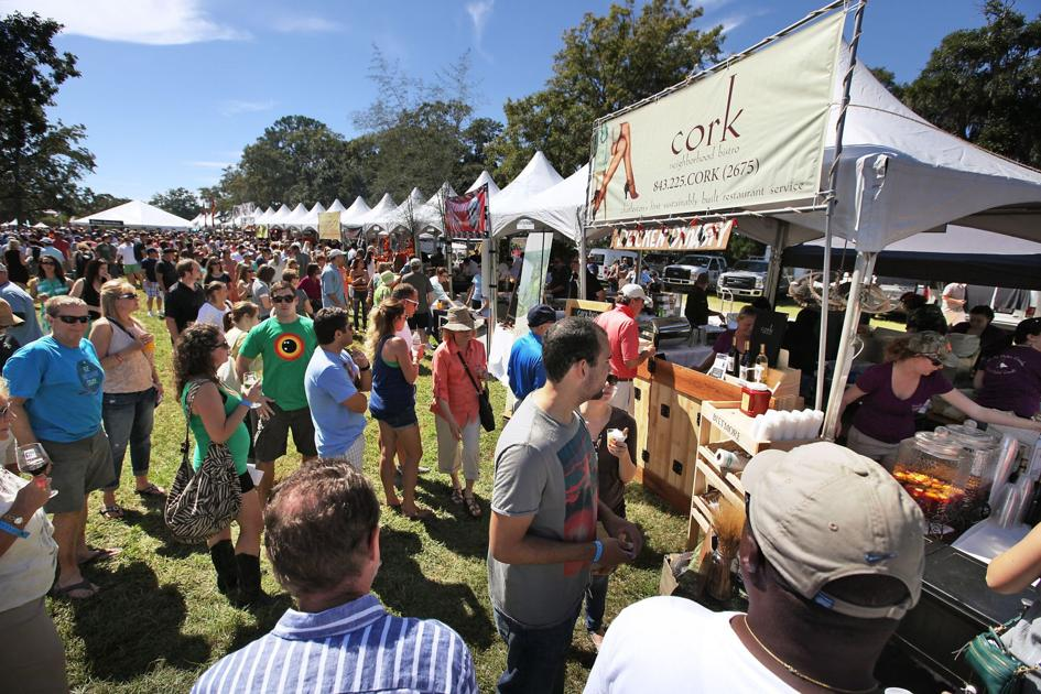 After 2-year break, Taste of Charleston returns this fall with cashless model, new venue