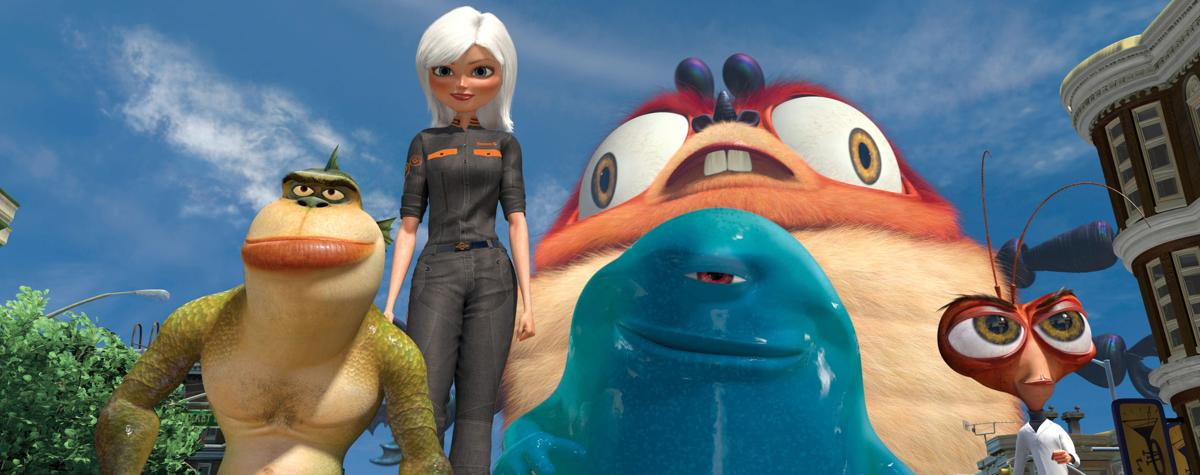 Pirates, monsters and aliens take over the movies