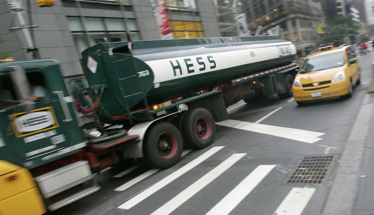 Hess stations to be renamed, but its iconic toy trucks will roll on