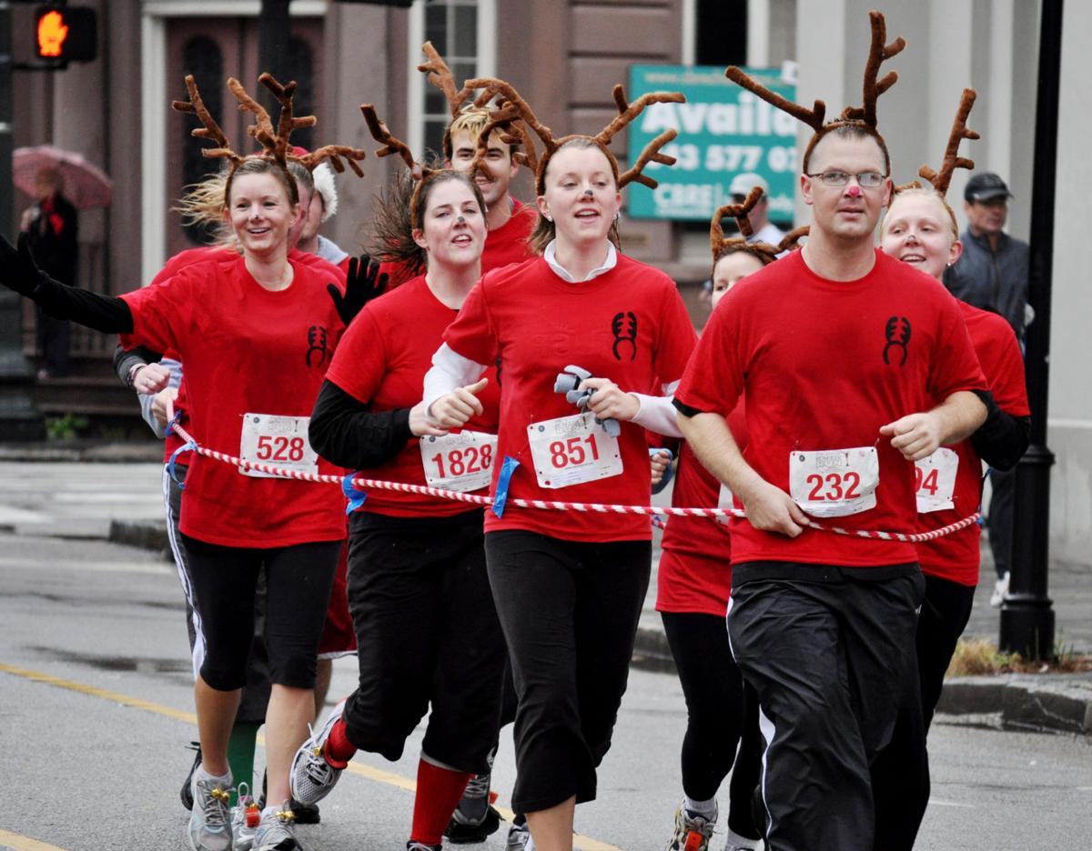 Ready for the Reindeer Run? You'll have to wait a week