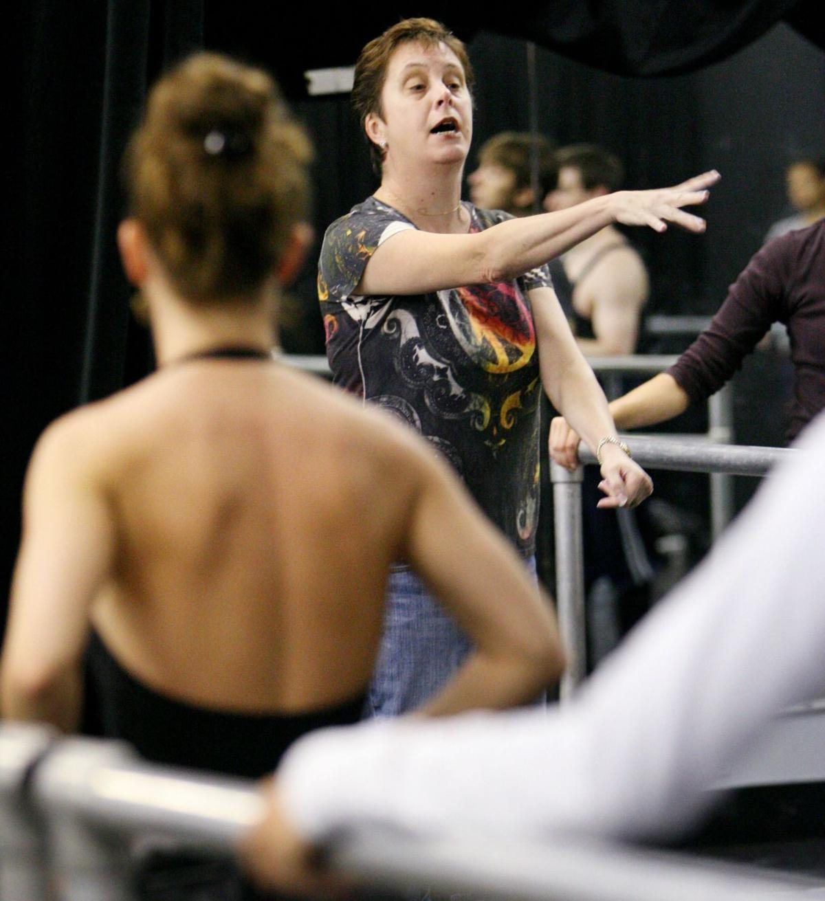 Chas. Ballet: Email was slander Lawsuit claims anonymous critic delivered 'disparaging remarks'