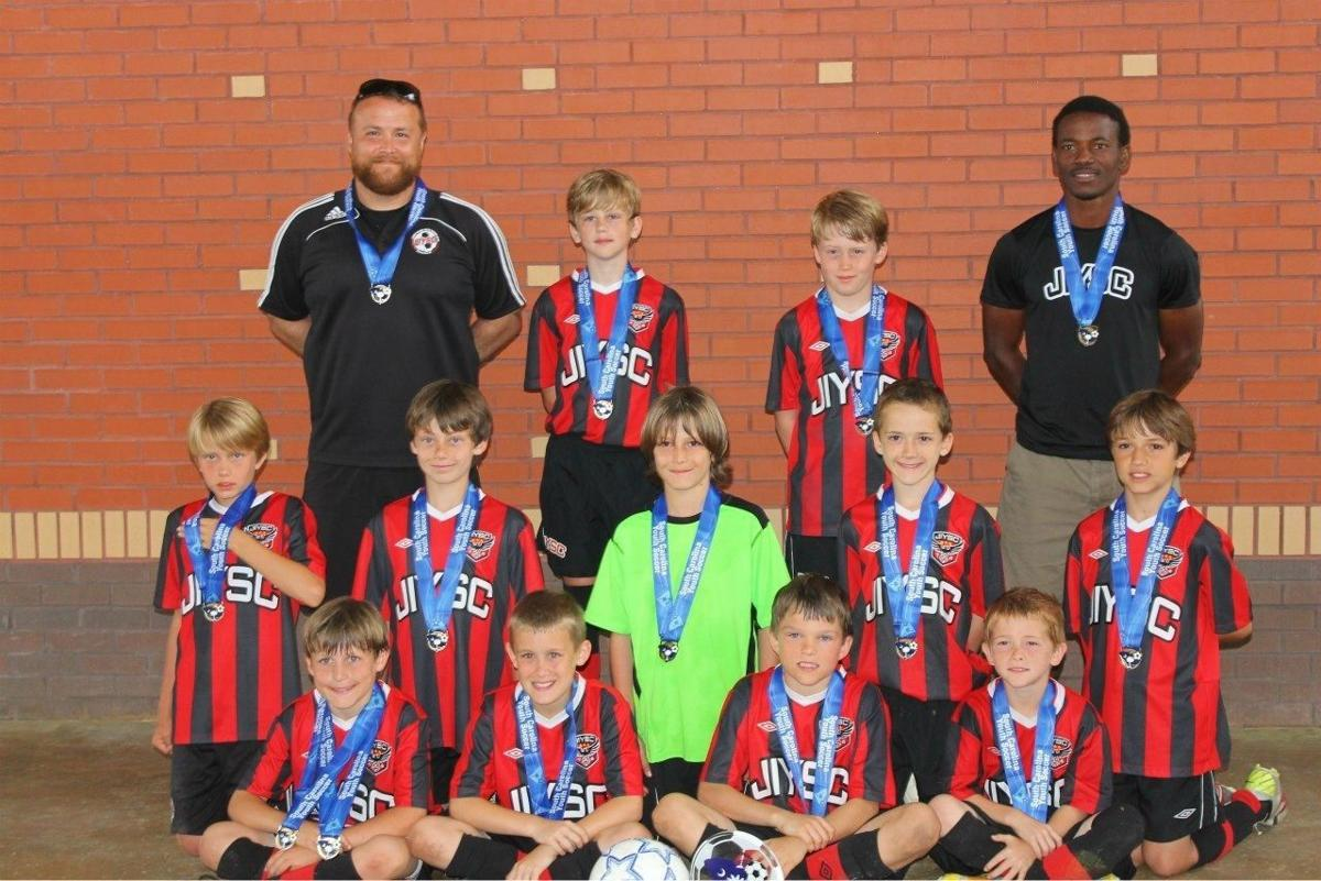 James Island Gunners win U11 soccer tourney