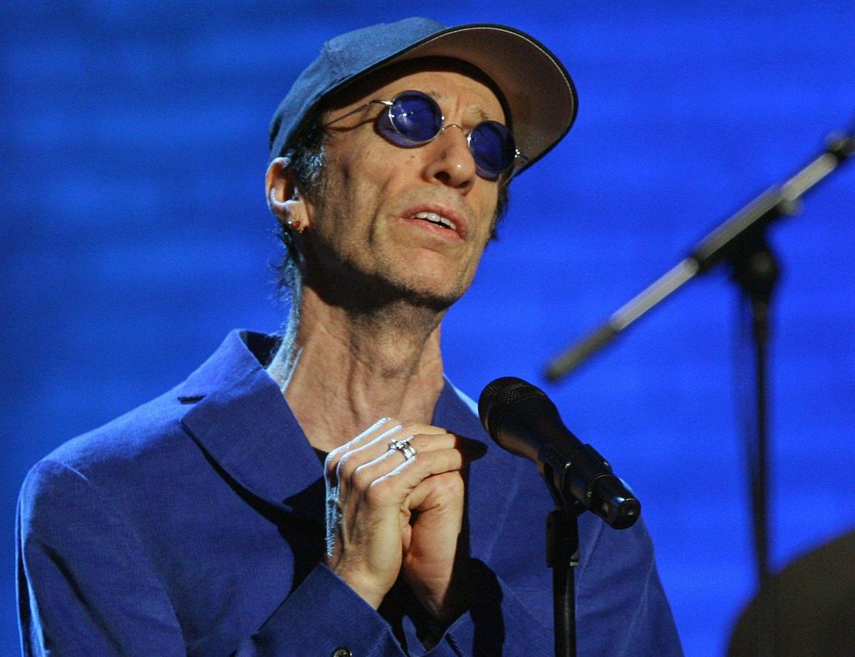 Robin Gibb of Bee Gees in coma with pneumonia