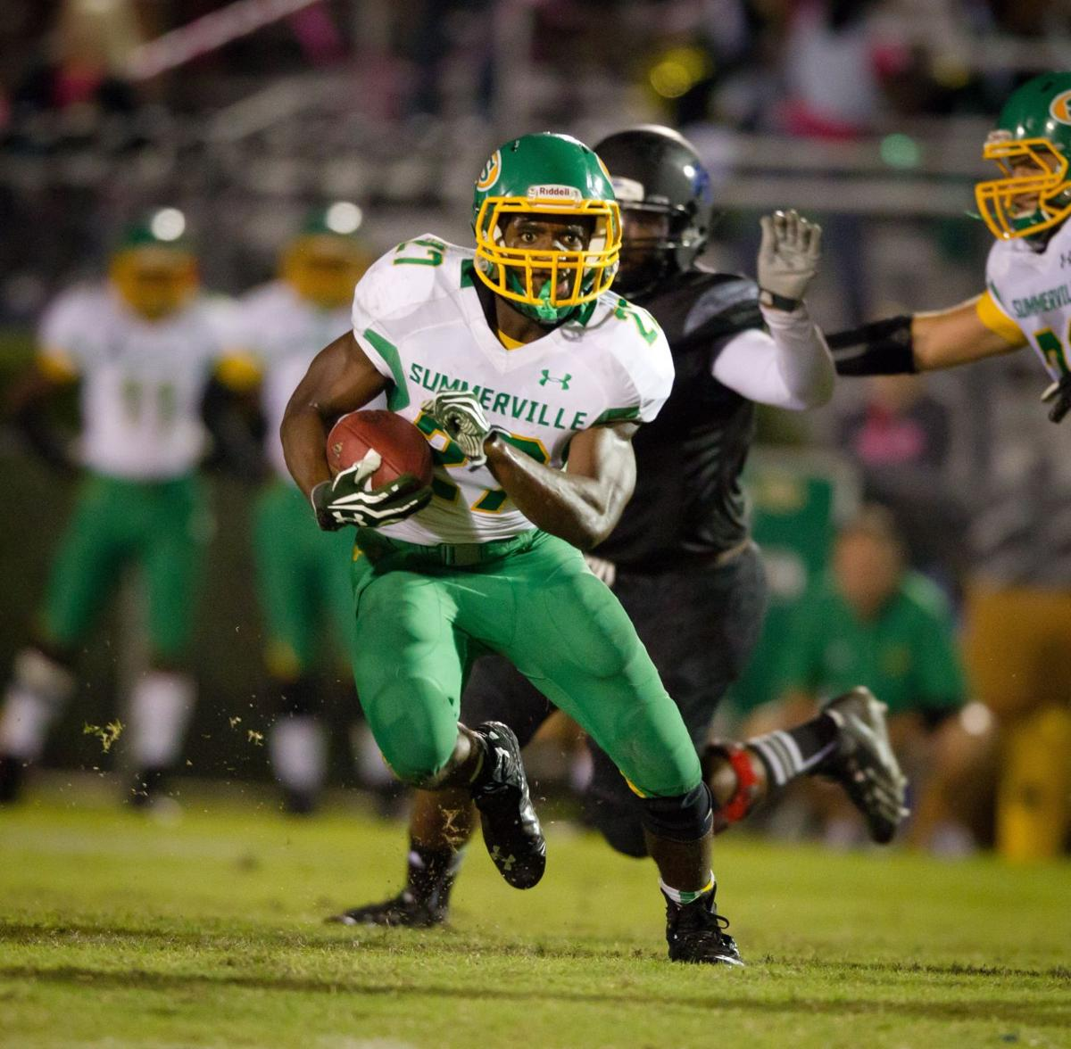 Summerville, Beaufort set for Region 8-AAAA showdown