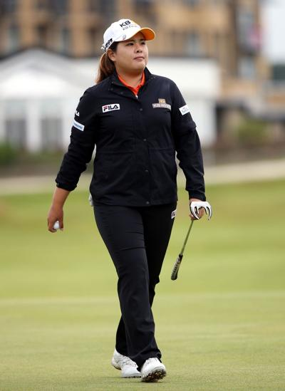 Park, seeking fourth straight major victory, opens with 69 (copy)