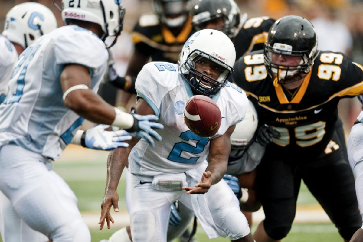 For once, App State and Citadel in same boat