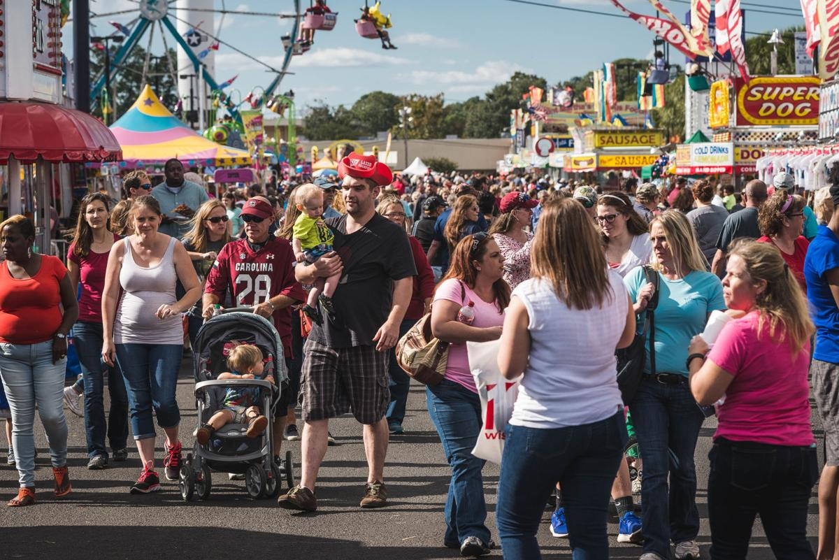 Sc State Fair >> Why It Takes A Year S Work To Put On The 12 Day S C State Fair