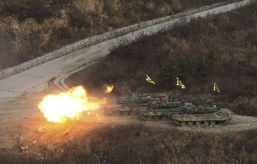 NKorea threatens 'sacred war' amid tension