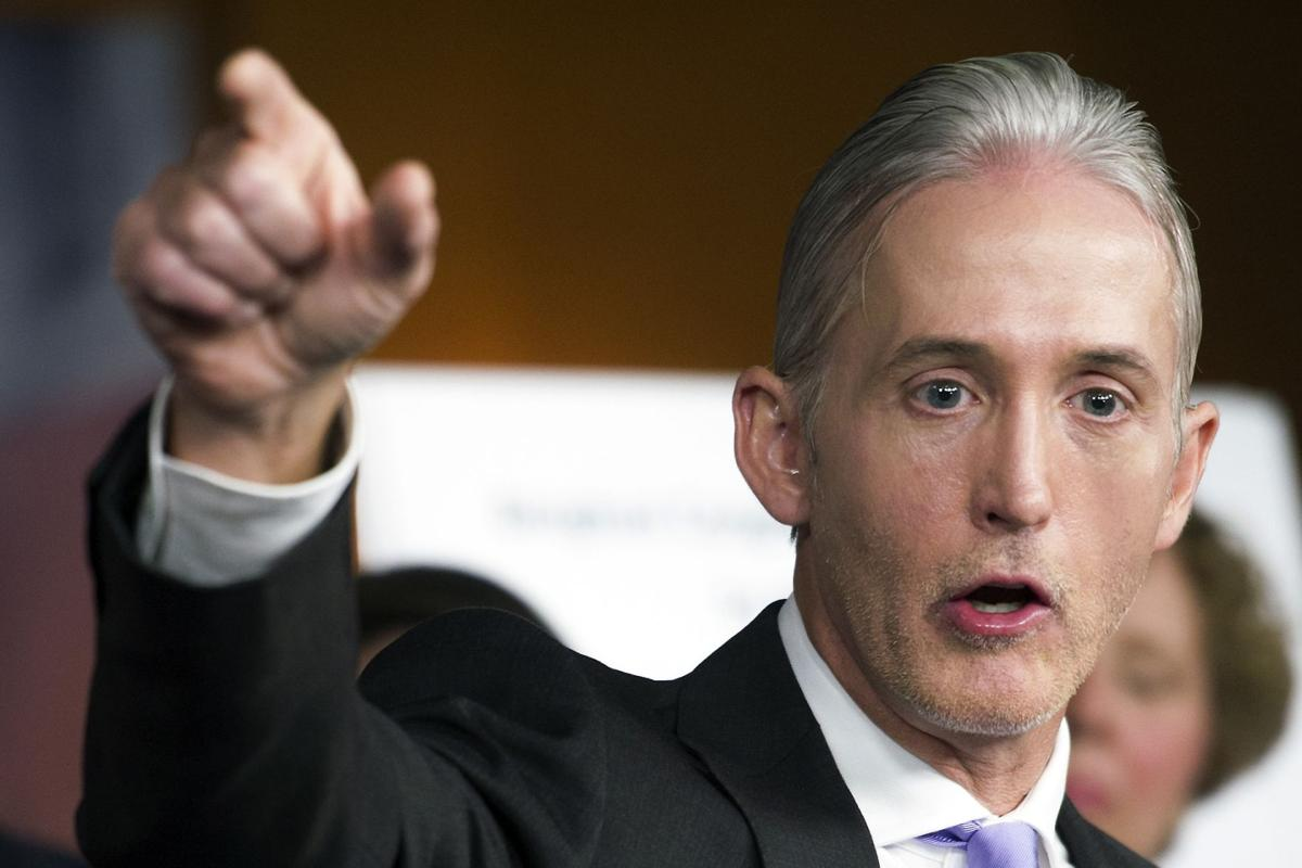 Image result for rep gowdy