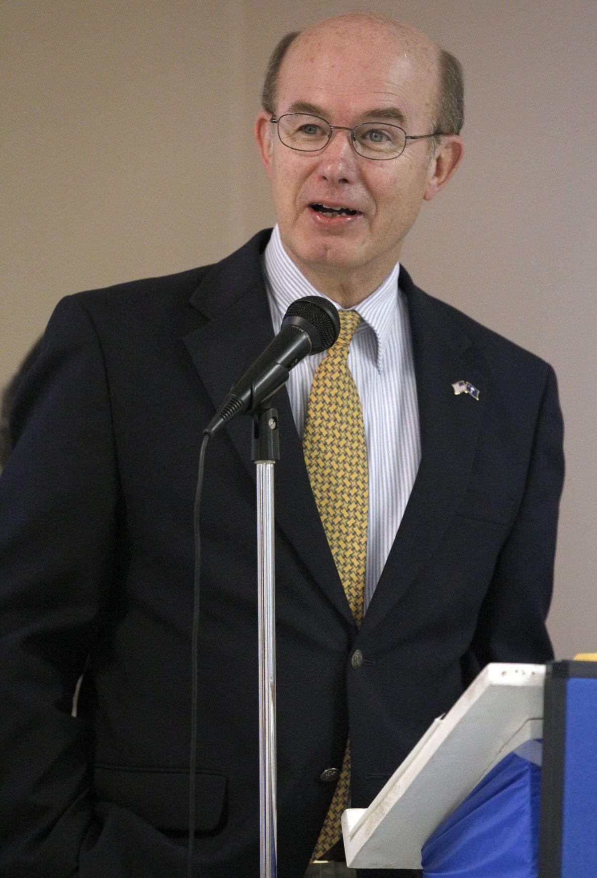 Sen. Martin's gracious example