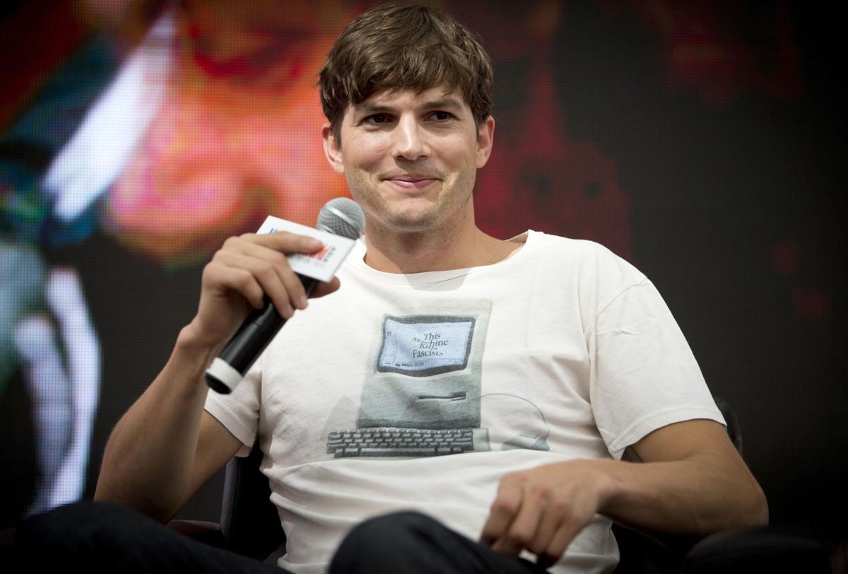 Lenovo hires Ashton Kutcher to design, pitch new tablet