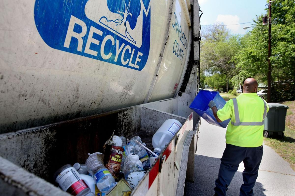 North Charleston to end curbside recycling in Dorchester section of city