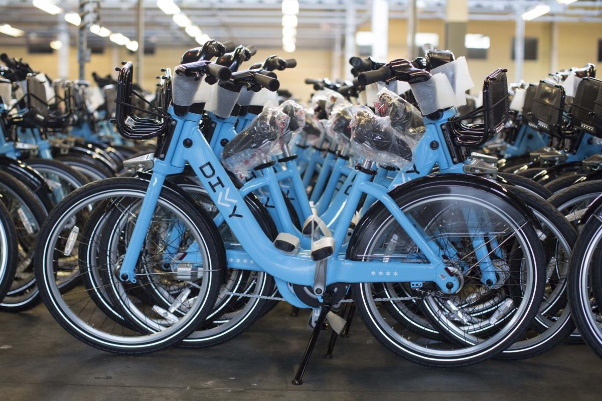 Commitment to biking works