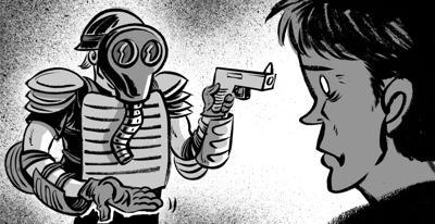 Crime Blotter The Vest
