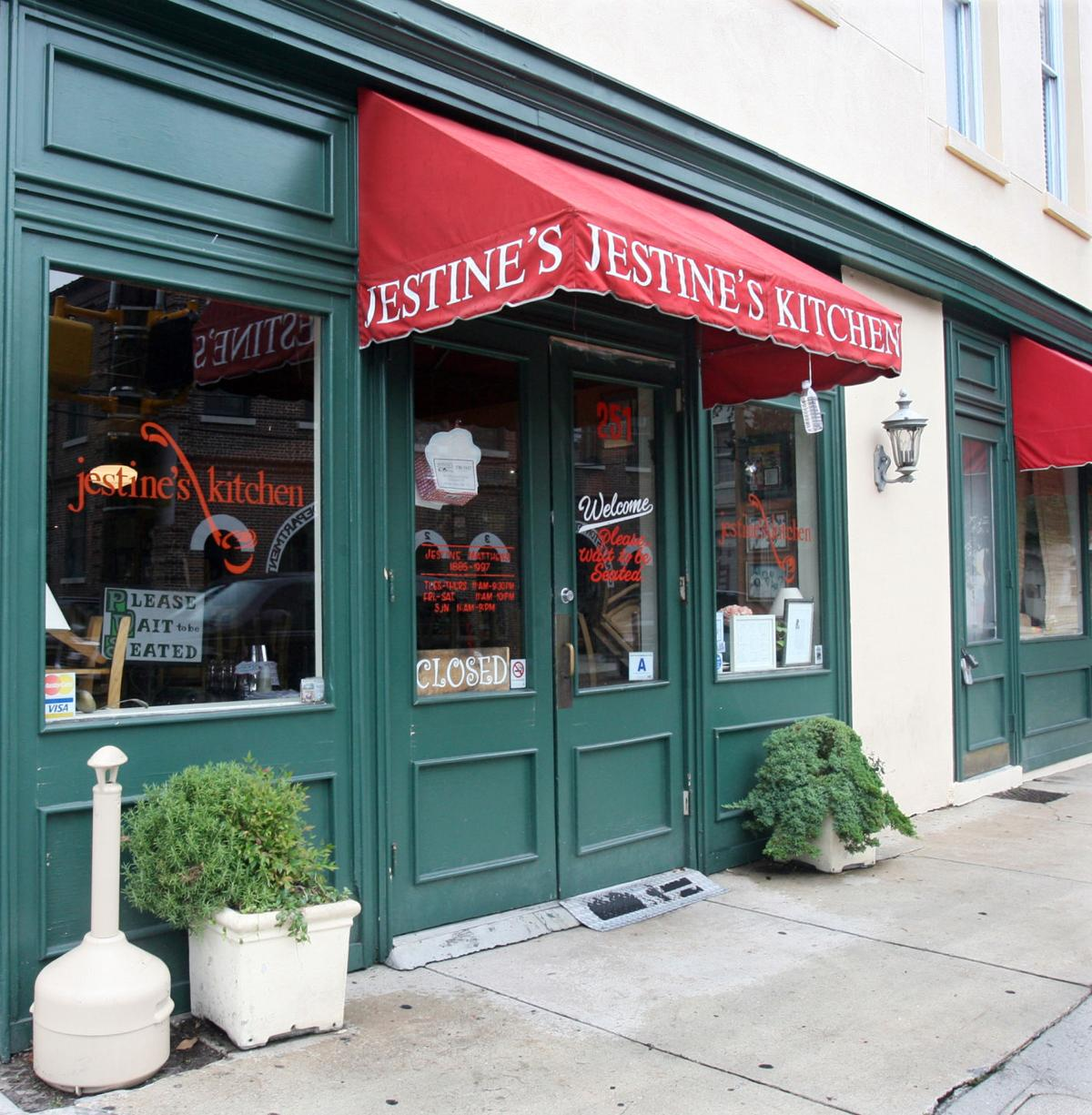 Jestine's Kitchen to reopen today