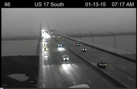 Fog advisory in effect until 10 a.m. today