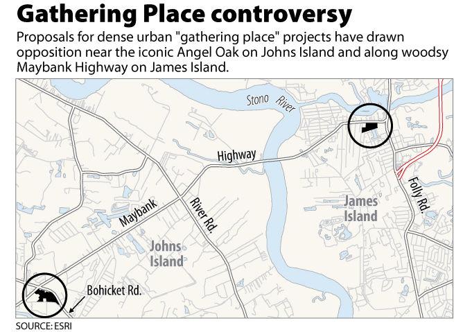Maybank tree battle may alter zoning