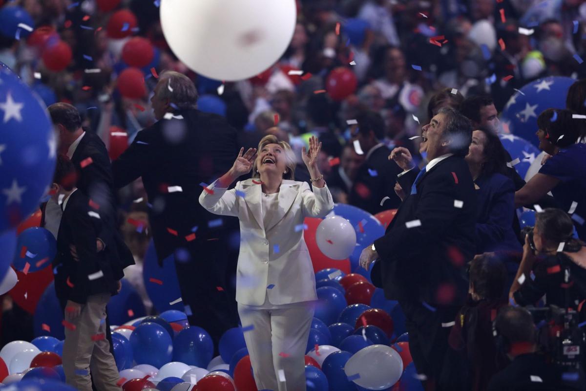 AP FACT CHECK: Misfires in Hillary Clinton's speech