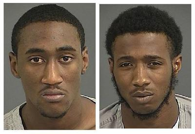 Charleston police arrest two men in attempted armed robbery