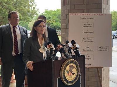 U.S. Attorney Sherri Lydon