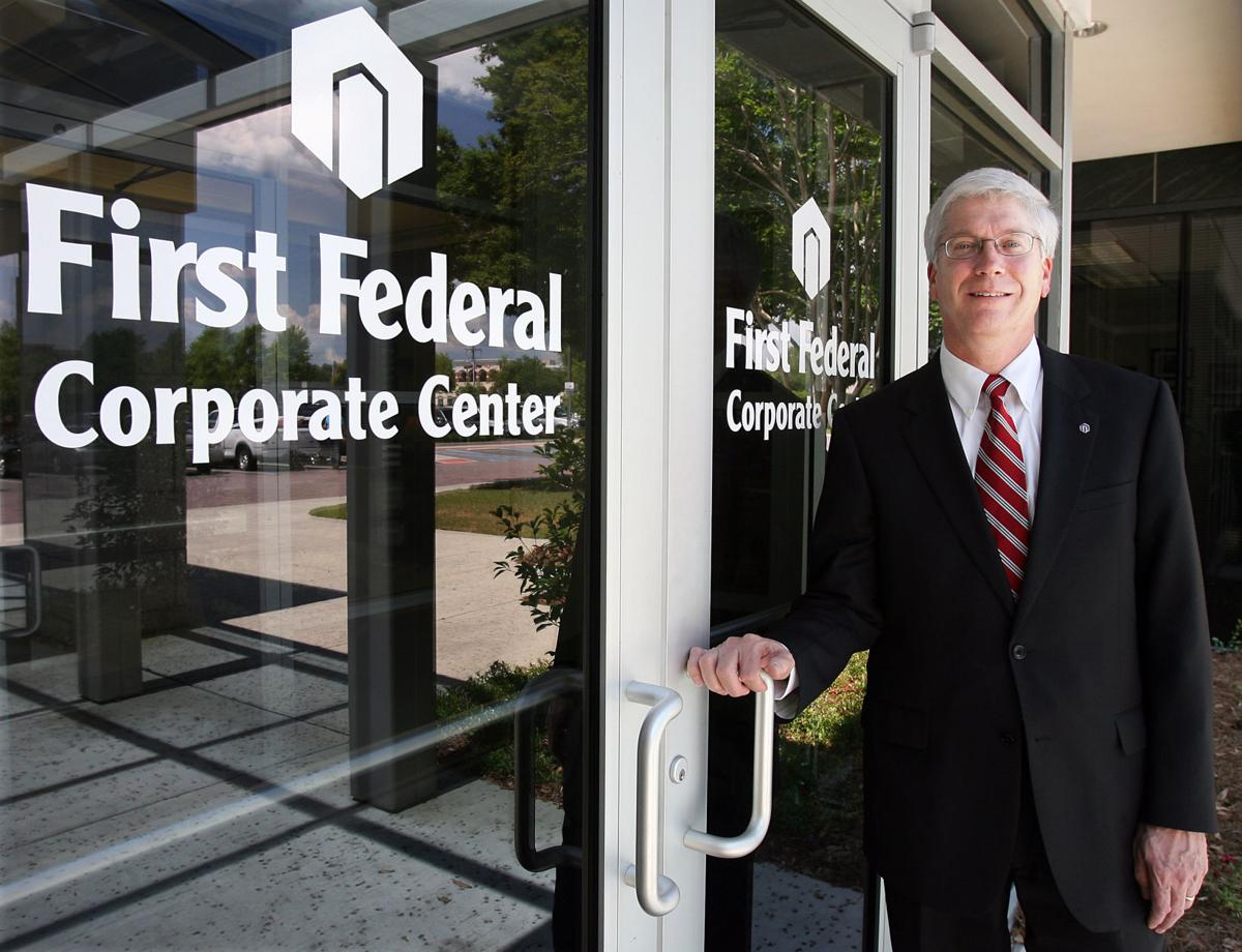 Owner of Charleston's First Federal posts quarterly profit
