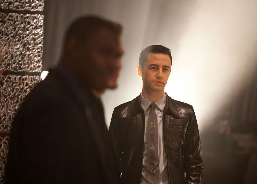 'Looper' director reinvents the time-travel genre