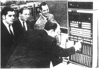 USC IBM computer