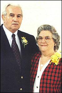 Mr. and Mrs. Ralph and Laura Barwick