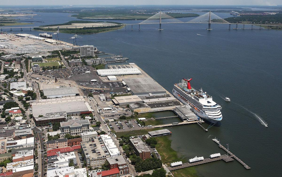 Charleston Port Officials Environmentalists Disagree Over - Cruise ships out of charleston south carolina