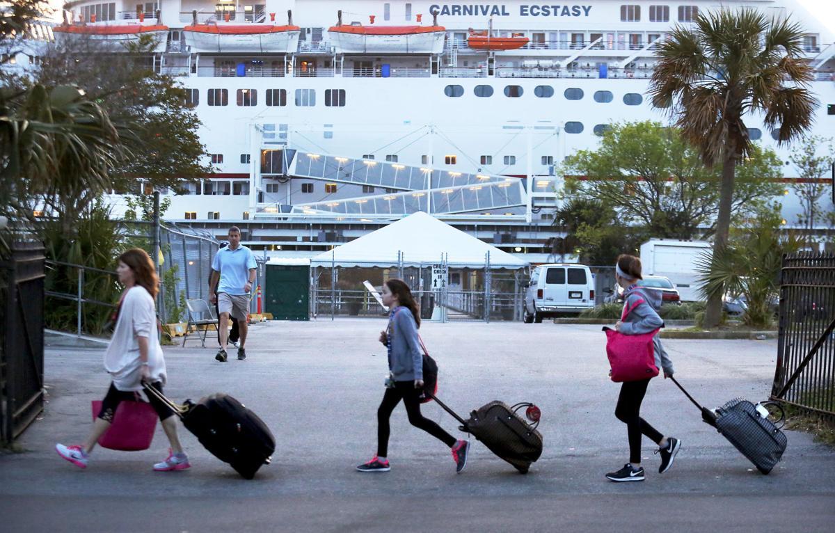 Carnival Passengers