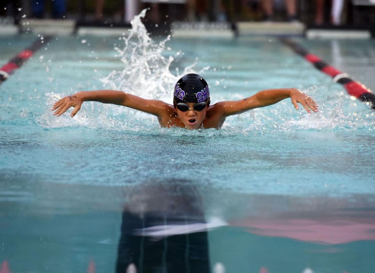 Snee Farm takes lead at the City Swim Meet