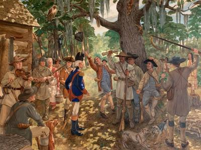 Mixed-race freedman, Revolutionary War hero to get SC