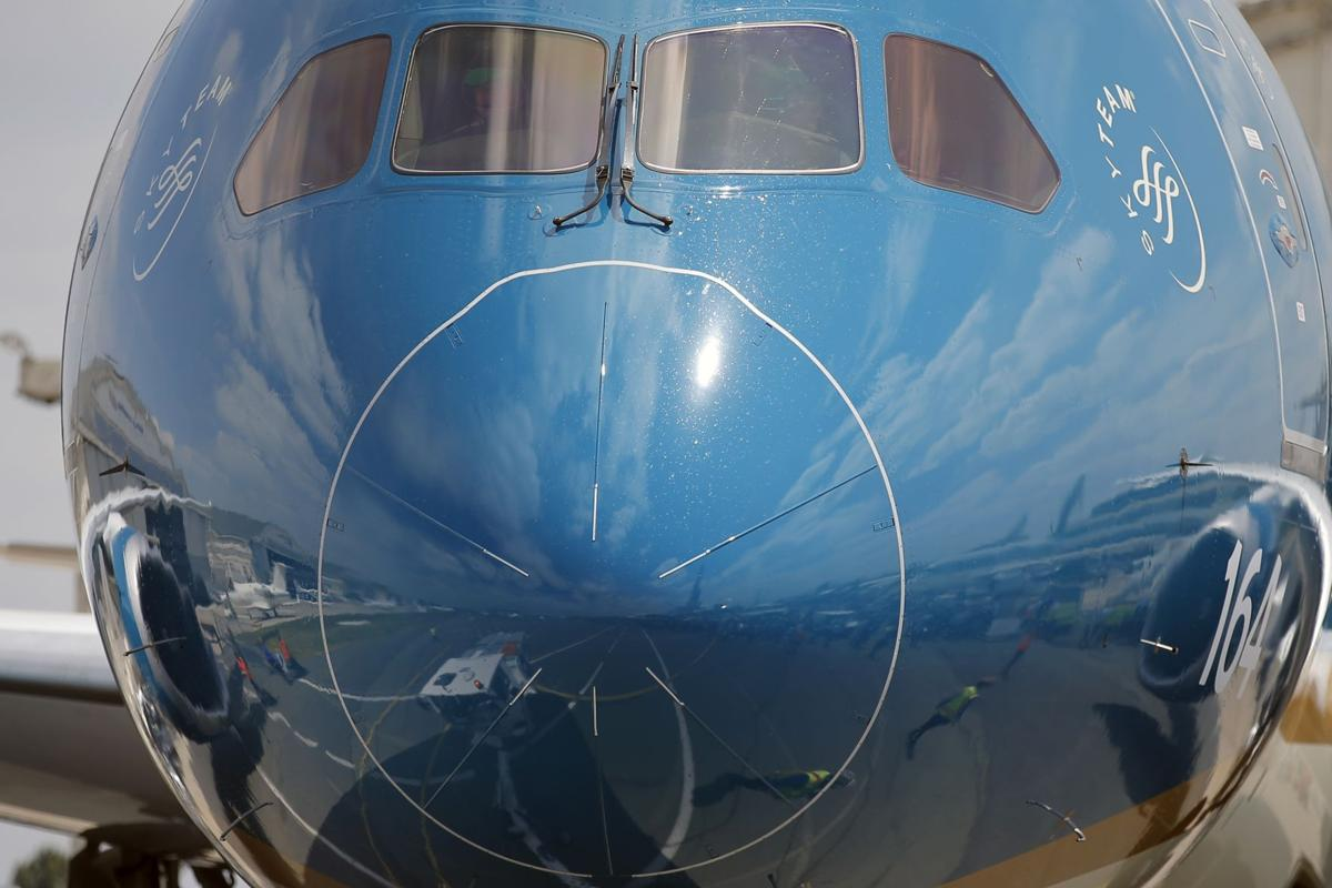 Boeing builds on dream as 787 output improves Company still losing money on Dreamliner, but expects to turn corner by end of this year