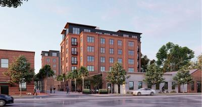 577 Meeting Street apartments called The Porter (copy)