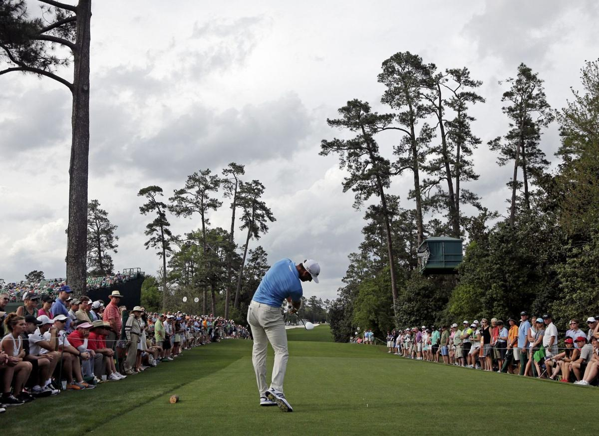Sapakoff: 5 takes from Augusta (Spieth, Tiger, nastier greens)