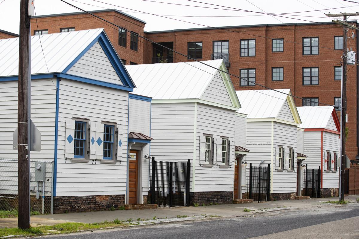 Freedman's Cottages